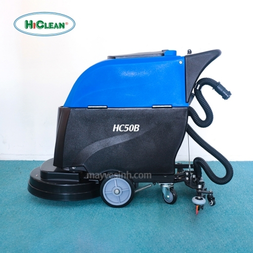 Máy chà sàn liên hợp HiClean HC50C (dùng điện)