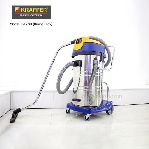 Máy hút bụi công suất lớn Kraffer KF280