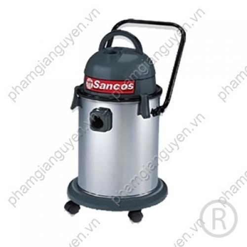 Máy hút bụi công nghiệp Sancos 3261W