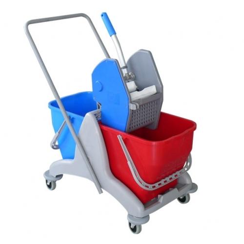 Xe đẩy vệ sinh 2 ngăn DB 50