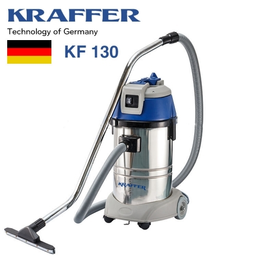 Máy hút bụi hút nước Kraffer KF130 (1 motor)