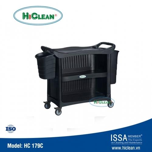 Xe đẩy phục vụ nhà hàng HiClean HC179C