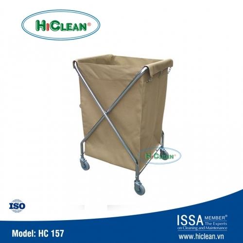Xe dọn đồ khách sạn HiClean HC 157
