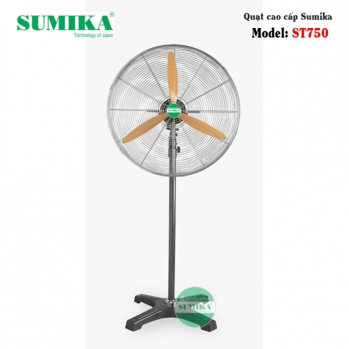 Quạt đứng công nghiệp Sumika ST750A