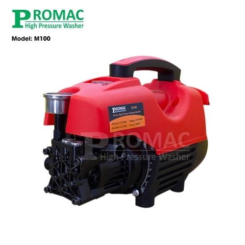 Máy rửa xe gia đình Promac M100