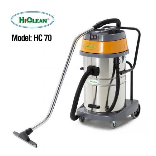 Máy hút bụi công nghiệp HiClean HC70A