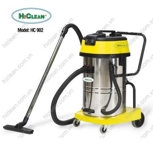 Máy hút bụi công nghiệp HICLEAN HC90 Series, 90L
