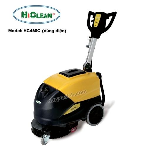 Máy chà sàn nhà xưởng HiClean HC460C (dùng điện)