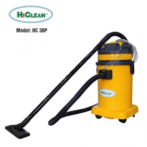 Máy hút bụi công nghiệp HICLEAN HC30 Series, 30L
