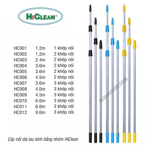 Cây gạt kính bằng thép không gỉ HiClean