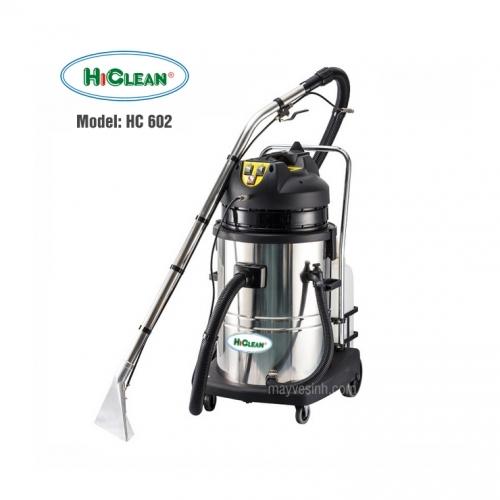 Máy giặt thảm phun hút HiClean HC602