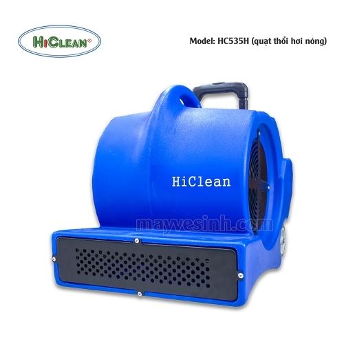 Quạt thổi thảm HiClean HC535 (gió tự nhiên)