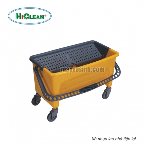 Xô nhựa lau nhà tiện lợi HiClean HC174