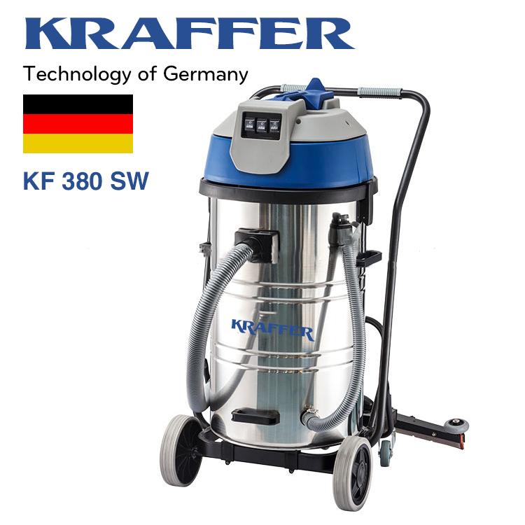 Máy hút bụi nhà xưởng Kraffer KF 380 SW