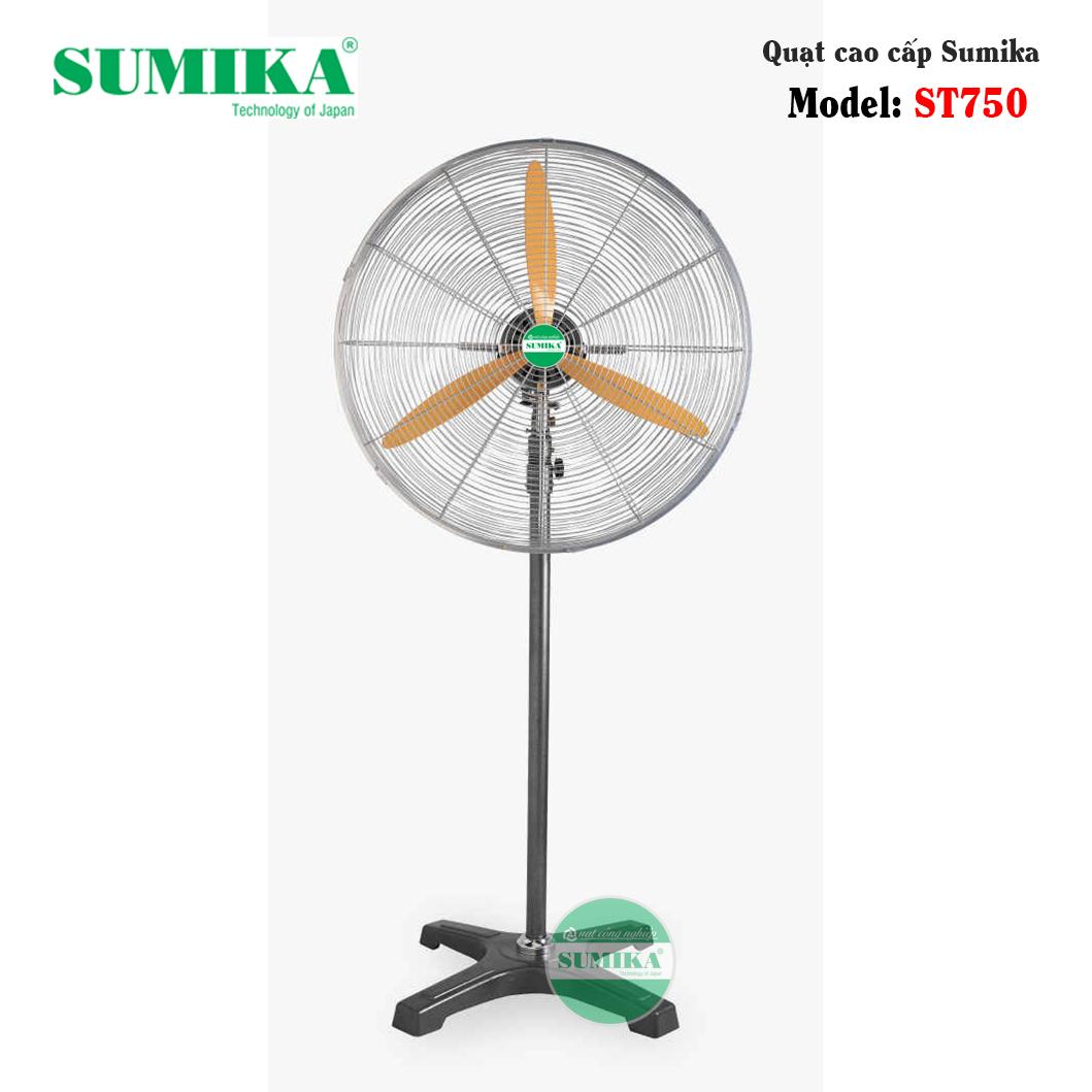 Quạt đứng công nghiệp Sumika ST750
