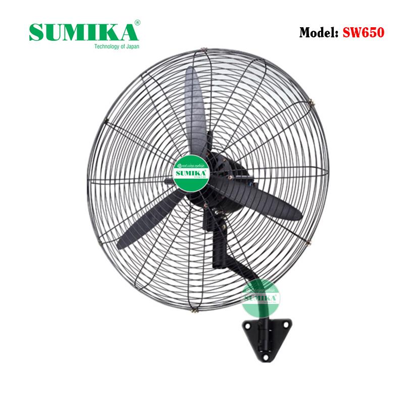 Quạt treo tường công nghiệp Sumika SW650