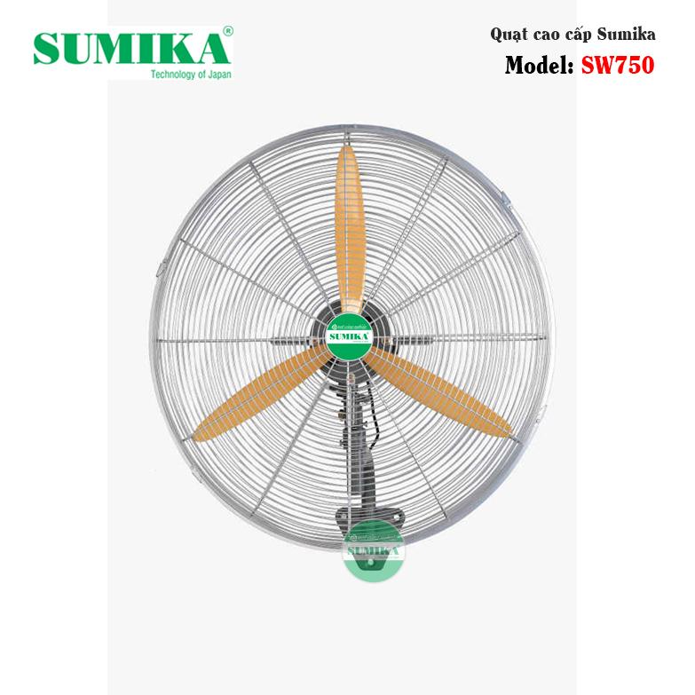 Quạt treo tường công nghiệp Sumika SW750